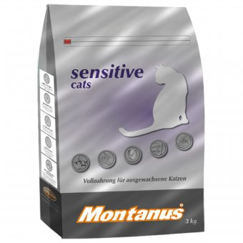 Montanus® sensitive cats